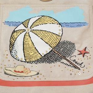 Coach Bags - Beach Tote Large Coach